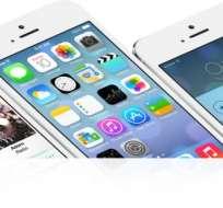 iOS 7 estará disponible para iPhone 4, iPhone 4S y iPhone 5. Foto: Apple