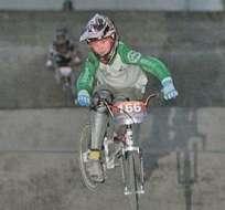 Camilo García sufrió un accidente mientras participaba en el torneo Panamericano de BMX.