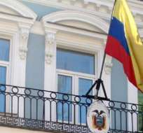 Embajada de Ecuador. Foto tomada de Embajada-ecuador.ru