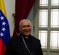 Iglesia espera que reunión deMadurocon el papa sea de provecho para la paz en el país. Foto: EFE