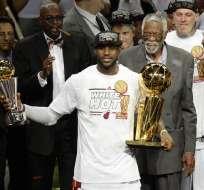 """""""King""""  agrandó su estrella con segundo anillo de campeón"""