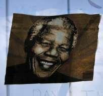 """Mandela se encuentra en estado """"crítico"""", según la Presidencia de Sudáfrica. Foto: EFE"""