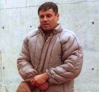 Joaquín Guzmán loera, El Chapo, vigilaba su negocio desde la prisión.