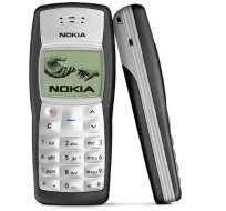 Por muchos olvidado, el Nokia 1100 es el celular más vendido de la historia.