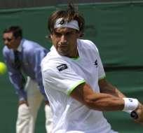 LONDRES - Inglaterra.- Ferrer agota al croata Dodig y estará en los cuartos de Wimbledon. Fuente EFE