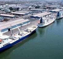 Foto del puerto de Guayaquil. Tomada de Tomastur.com
