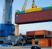 Aduana del Ecuador cambió el instructivo para el envío de contenedores. Foto: Archivo
