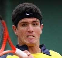 Emilio Gómez jugará el cuadro principal del ATP 250 de Bogotá. Foto: Archivo