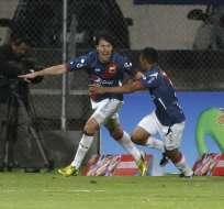 Federico Nieto es el goleador del torneo nacional con 21 goles. Foto: API