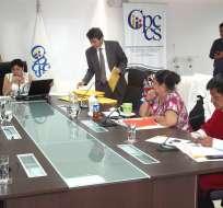 El CPCCS definió ya el reglamento para la designación del Superintendente de Comunicación. Foto: Consejo de Participación Ciudadana