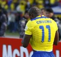 646a97917ad La camiseta 11 será retirada de la Tricolor en homenaje al 'Chucho' Benítez.