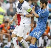 """PARIS - Francia.- Leonardo: """"El PSG tiene el mejor ataque del mundo"""". Fuente EFE"""