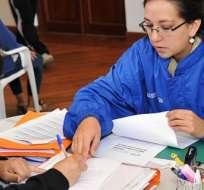 Comienza la verificación a beneficiarios del Bono Joaquín Gallegos Lara.