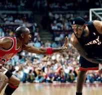 Rodman dice que LeBron James es el mejor pero que Michael Jordan le ganaría