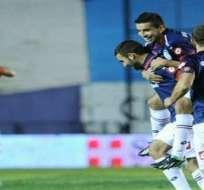 San Lorenzo manda en el torneo argentino. Foto: Tomada del Facebook de San Lorenzo de Almagro.