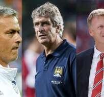 Inglaterra.- La Premier regresa con Mourinho, Pellegrini y Moyes como aspirantes al título.