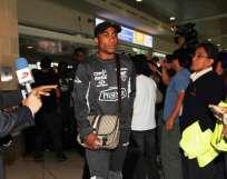 Joffre Guerrón no es convocado a la selección ecuatoriana desde el 2014. Foto: Archivo