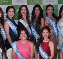 Candidatas a reina de Guayaquil están listas para la gran noche