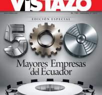 GUAYAQUIL, Ecuador.- La edición extraordinaria de revista Vistazo se encuentra ya en circulación. Fotos: Internet