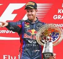 COREA.- Sebastian Vettel se alista para lograr su cuarto título Mundial. Fotos: EFE e Internet