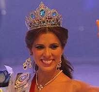 Gisella Gómez, una reina a quien su abuelo le inculcó amor a Guayaquil