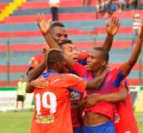 Deportivo Quevedo igualó 1-1 como local ante Liga de Loja. Foto: API