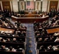 WASHINGTON, EE.UU.- La propuesta desbloquea el presupuesto federal para reabrir la Administración hasta el 15 de enero. Foto: Internet