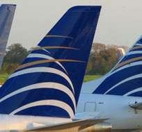 Copa Airlines anuncia que en las próximas 24 horas normalizará operaciones.