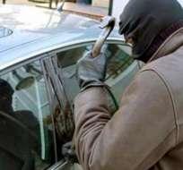 QUITO, Ecuador.- En el COIP se establece una pena de 3 a 5 años cuando la fuerza se aplica sobre el objeto robado. Fotos: Archivo