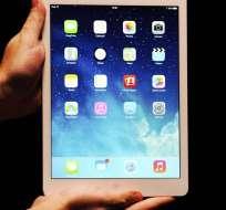 CALIFORNIA, Estados Unidos.- Apple introduce el iPad Air, la tableta más ligera en el mundo. Foto EFE