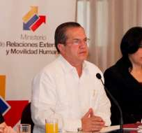Ecuador: Londres descartó crear comisión conjunta para caso Assange. Foto: Tomada de la cuenta en Flickr de la Cancillería de Ecuador