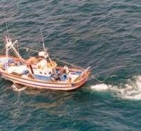 Panamá exige a Ecuador devolver pesquero y tripulación detenidos con droga. Foto: Referencia