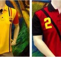 Barcelona incursiona con fuerza en el mundo de la moda. Foto: Tomada de la página en Facebook del club amarillo