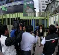 Los asambleístas Paola Pabón, Gina Godoy, Soledad Buendía y Mauro Andino fueron convocados.
