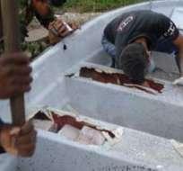"""ECUADOR, Esmmeraldas. En un operativo, la Policía interceptó el viernes dos lanchas en la provincia de Esmeraldas y una de ellas """"tenía compartimentos ocultos. Foto: Archivo"""