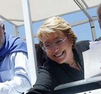 Aumenta la temperatura electoral en Chile a seis días de cruciales comicios. Foto: EFE