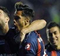 San Lorenzo venció a Belgrano y quedó como líder provisional.