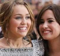 Las actrices son amigas desde los 14 años cuando ambas eran artistas de Disney.