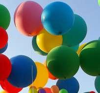 Científicos alertan que el helio es un recurso que se puede terminar y no debemos usarlo para globos.