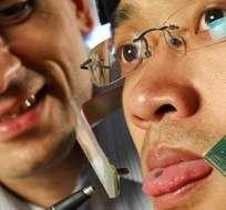 Los participantes con tetraplejia pudieron realizar las tareas tres veces más rápido que con la tecnología disponible. Foto: BBC