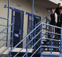 Para el 2014 Gobierno espera terminar con el hacinamiento carcelario. Foto: Ministerio de Justicia