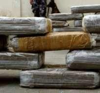 Desmantelan banda que enviaba cocaína de Colombia y Ecuador a Centroamérica. Foto: API