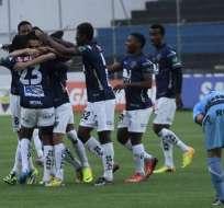SANGOLQUÍ, Ecuador.- El vicecampeón cierra el 2013 con un empate ante el Manta. Foto API