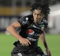 Luis Congo llega a préstamo a Liga de Quito.