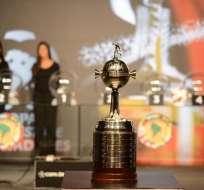 Este jueves se realizará el sorteo de la Copa Libertadores 2014