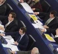 Eurocámara aprueba el sistema de preferencias arancelarias para 2014. Foto: EFE