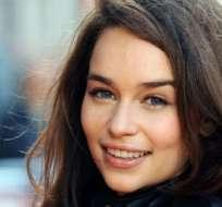 """Emilia Clarke será Sarah Connor en la nueva película de """"Terminator""""."""