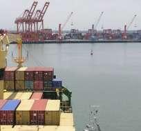 """La UE da un """"respiro"""" a los exportadores de Ecuador, que ansían """"oxígeno"""". Foto: Archivo"""