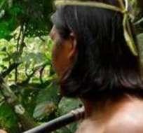 AMAZONIA, Ecuador.- En noviembre pasado, la Corte de Justicia de Orellana ordenó  prisión preventiva para 15 indígenas Waoranis. Fotoreferencia: Archivo