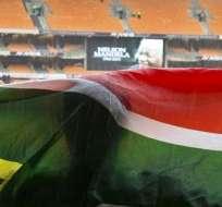 En el estadio Soccer City de Johannesburgo se realizará el encuentro.